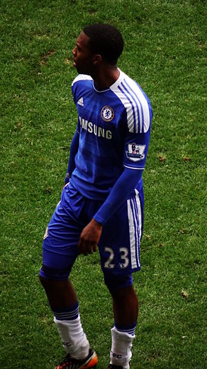Daniel Sturridge - Sturridge playing for Chelsea in 2012