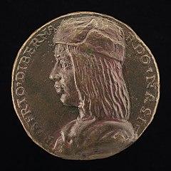 Ruberto di Bernardo Nasi, born 1479, Prior of Liberty 1513 [obverse]