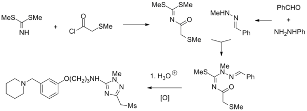 Sufotidine synthesis.png
