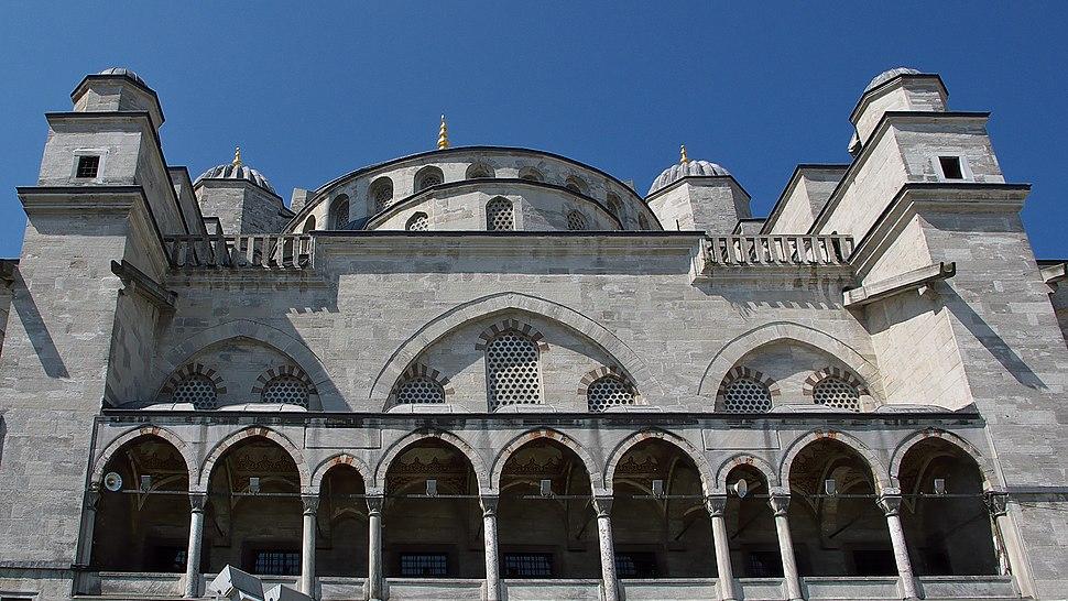 Sultanahmet Camii. Istanbul