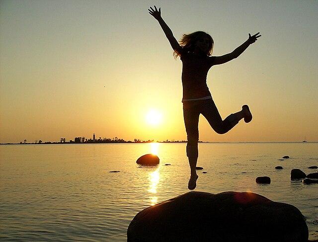 Sunset Hopping