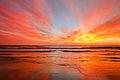 Sunset in El Porto, California (8074300769).jpg