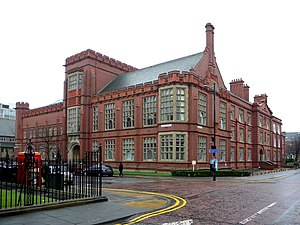 Northumbria University - The Sutherland Building