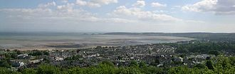 Swansea Bay - Swansea Bay as seen from Townhill