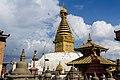 Swayambhunath Stupa -Kathmandu Nepal-0338.jpg