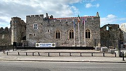 Talk:Swords, Dublin - Wikipedia