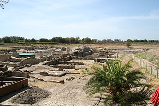 Thurii city of Magna Graecia, situated on the Tarentine gulf