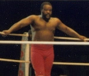 Junkyard Dog - Ritter in the late 1980's.