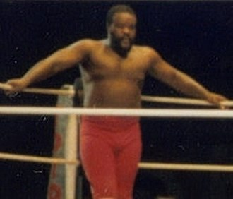Junkyard Dog - Ritter in the late 1980s.