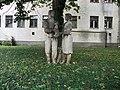 Szocialista művészet szobor, Gárdony (1).jpg