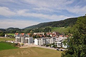 Pfungen - Image: Tösstal Pfungen 2011 09 11 13 30 56