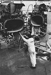 TA-7C Corsair II being rebuilt at Vought c1978.jpg