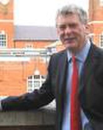 Tim Luckhurst - Professor Tim Luckhurst in 2007