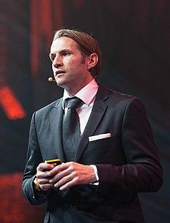 Jimmy Maymann Danish businessman