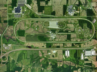 Transportation Research Center - Image: TRC Aerial