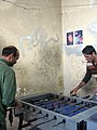 Table Football Club - west suburb of Nishapur near Shatita Mosque 30.JPG