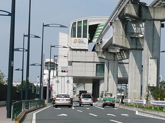 Tachihi Station - Tachihi Station in July 2008