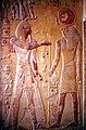Tal der Koenige-16-Grab 8-Merenptah 19.Dyn-2 Figuren-1982-gje.jpg