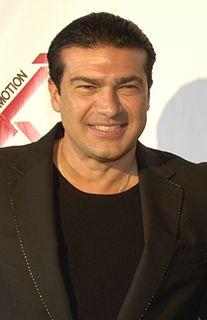Tamer Hassan British actor