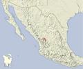 Tamias bulleri distribution map.png