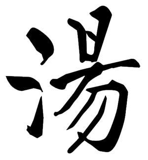 Tāng (surname) - Image: Tang 1