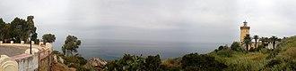 Cape Spartel - Panorama