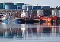 Tankers at Preemraff Lysekil 2.jpg