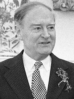 Liam Cosgrave Irish politician