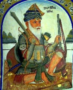 Punjabi folk religion - Tapa Singh Shaheed