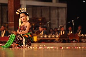 Srimpi - Srimpi Dhempel.