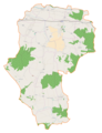 Tarnowiec (gmina) location map.png