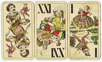 Tarot - Image: Taroky trul