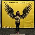 Taru Mateti at Comrades Marathon 2018 Expo.jpg
