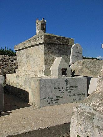 Tavolara Island - Tavolara, the royal grave