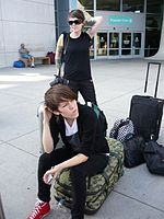 Tegan and Sara at SAN Sept 19 2008 small.jpg