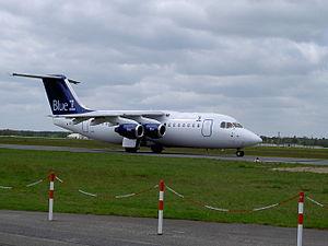 Tegel airport,OH-SAP pic1.JPG