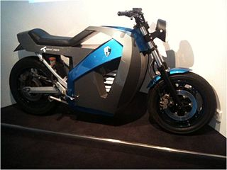 Telenor's M2M Motor Bike