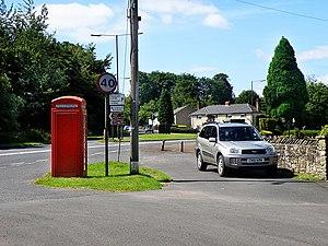 Edge End, Gloucestershire - Image: Telephone Box, Edge End geograph.org.uk 891003