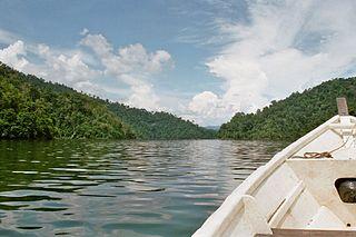 Temenggor Lake lake in Malaysia