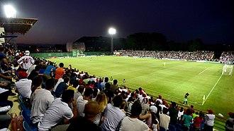 Tengiz Burjanadze Stadium - Image: Tengiz Burjanadze Stadium