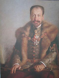 Teodor Pejačević Croatian politician