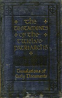 Testaments of the Twelve Patriarchs