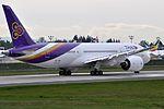 Thai Airways International, Boeing 787-8, HS-TQE - PAE (18894142038).jpg