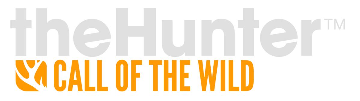File Thehunter Call Of The Wild Logo Png Wikimedia Commons