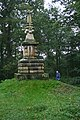 "The ""Four Faces"" statue, Pretty Wood - geograph.org.uk - 74842.jpg"