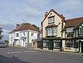 The Bugle Coaching Inn, Yarmouth, Isle of Wight - geograph.org.uk - 1519757.jpg