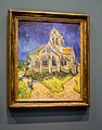 The Church at Auvers by Vincent van Gogh, 11 November 2016.jpg
