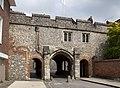 The Church of St Swithun Upon Kingsgate Winchester 2 (5697067199).jpg