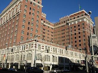 Autograph Collection Hotels - Image: The Davenport Hotel (Spokane, Washington)