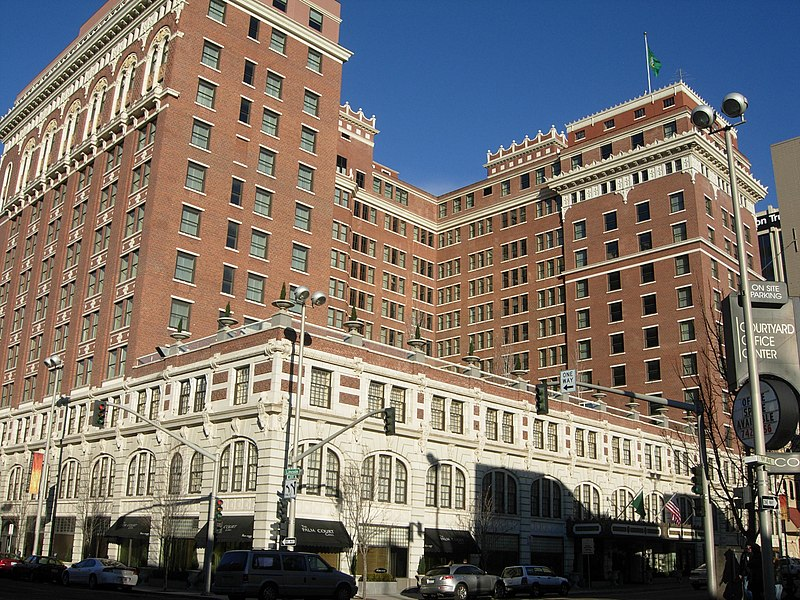 Davenport Hotel Spokane Restaurants